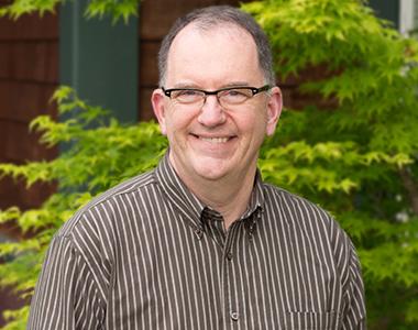 Dr. Eric Bowles at Cedar Creek Dental Center in Sequim, Washington.